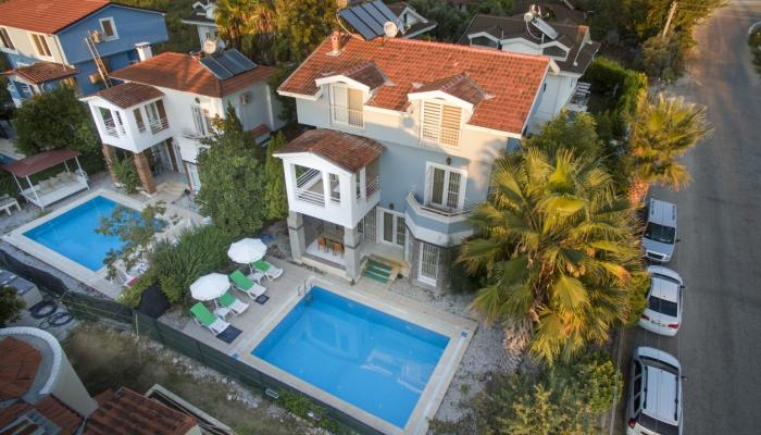 Infinity Blue Diamond Villa