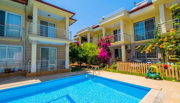 Rose Calis Beach Villa